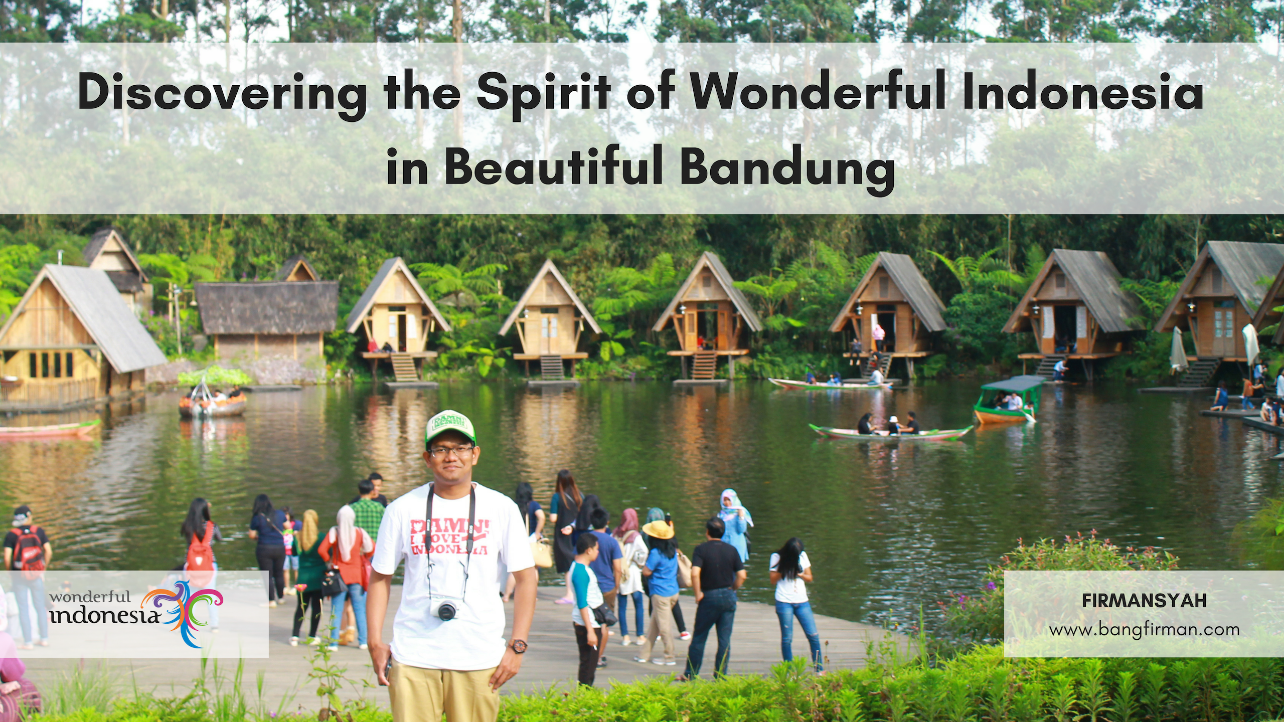 Tourist Attractions In Bandung Indonesia