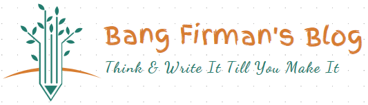 Bang Firman's Blog
