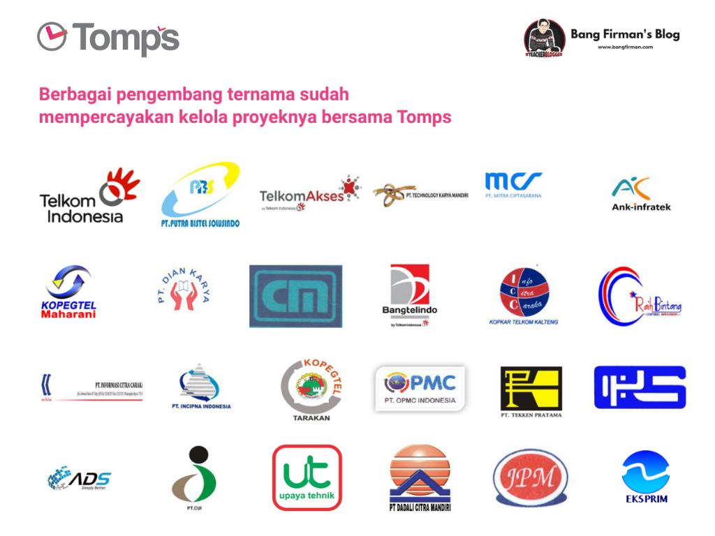 Perusahaan Pengguna Jasa Tomps
