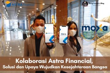 Kolaborasi Astra Financial